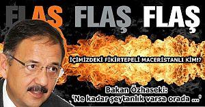 Bakan Özhaseki'nin söylediği, içimizdeki Fikirtepeli Macaristanlı kim?