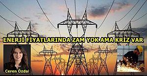 bOlmayan zammın cezası OSB#039;lere.../b