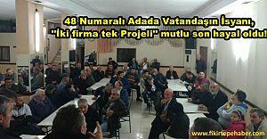 48. Nolu Pana - SVR adasında Vatandaşlar Sözleşme Feshine Hazırlanıyor!