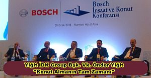 Yiğit İDK Group Bşk. Vk. Önder Yiğit ''Konut Almanın Tam Zamanı''
