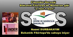 Bakanlık Fikirtepe'de kararsız, yeniden sahaya iniyor..