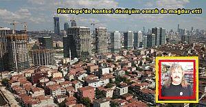 Fikirtepe'de esnaf da kentsel dönüşüm mağduru