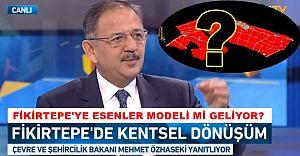 Bakan Özhaseki ''Yer Yerinden Oynayacak!' derken ne demek istedi?