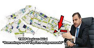 TMSF Başkanı Gülal...