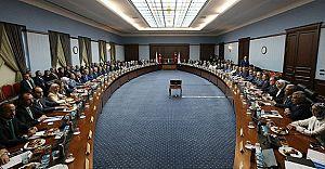 Cumhurbaşkanı Erdoğan AK Parti'nin Kongresi'nde yeniden Genel Başkan