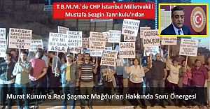 Pana - Selimoğlu Mağdurlarının durumu hakkında TBMM'de soru önergesi