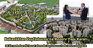 Fikirtepe'den sonra bir örnek projede Zeytinburnuna..