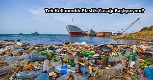 Poşet yasağı sonrası Tek Kullanımlık Plastik Yasağı Türkiye'de ne zaman başlayacak?