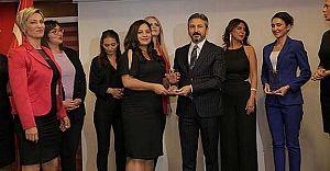 Çiğdem Men Türkiye'nin En İyi Kadın Kurucu Ödülünü Aldı!