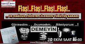bFikirtepe#039;den Barış Pınarı.../b