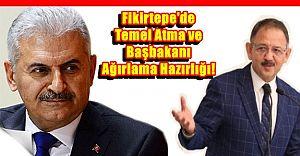 Fikirtepe'de Temel Atma ve Başbakanı Ağırlama Hazırlığı!