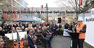 Beşiktaş'ta Dönüşüm ve Kentsel Gelişim Temelleri Atıldı!