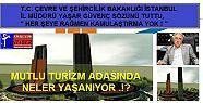 FİKİRTEPEDE VATANDAŞA KAMULAŞTIRMA BEKLERKEN...