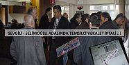 Sevgili - Selimoğlu Adasında Yürüyüşe...