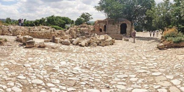 TOKİ, Antik Kentin Yanına Ev Yapmaya Hazırlanıyor