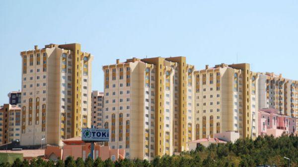 TOKİ'den 1500 ucuz sosyal konut !