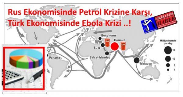 Türkiye Ekonomisinde Ebola Sıkıntısı ..!