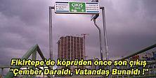 Fikirtepe'de köprüden önce son çıkış ''Çember Daraldı, Vatandaş Bunaldı!''