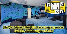 Nef'ten öğrenciler için tasarım yarışması: Fold It. Yaratıcılığını Katla!