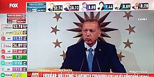 Cumhurbaşkanı Erdoğan Huber Köşkü'nden Vatandaşlara Seslendi