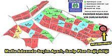 Mutlu Adasında Seçim Ayarlı Garip Plan Değişikliği..