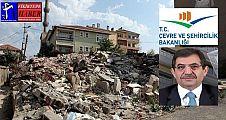 GÜLLÜCE '' BAKANLIK OLARAK FİKİRTEPE'DEN ÇEKİLDİK '' DEDİ