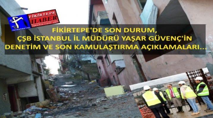 Yaşar Güvenç'ten son Fikirtepe ve kamulaştırmaya açıklaması ..