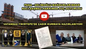 Pana ve Raci Şaşmaz hakkında dolandırıcılık iddiasıyla suç duyurusu video röportaj _ 29.3.2018
