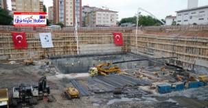 Erkan İnşaat - Pırlanta Göztepe Temel Atma 06.06.2015