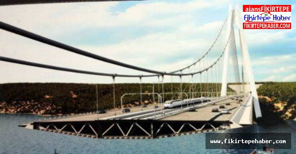 Yavuz Sultan Selim Köprüsü çalışmalarında son durum ...