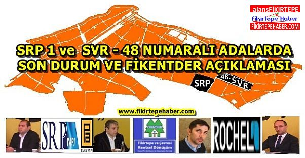 SRP 1-BROADWAY ve SVR-48 NUMARALI  ADALARDA SON DURUM ..!
