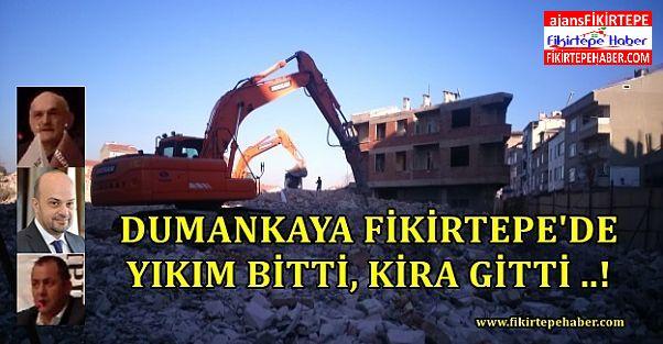 Dumankaya'dan vatandaşa yılın ''KİRA'' golü ..!