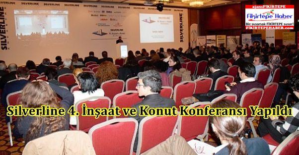 4. İnşaat ve konut konferansı yapıldı
