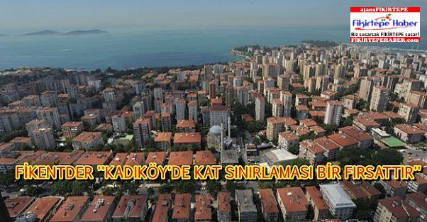 Kadıköy'de ucu açık yapılaşmaya kat sınırlaması