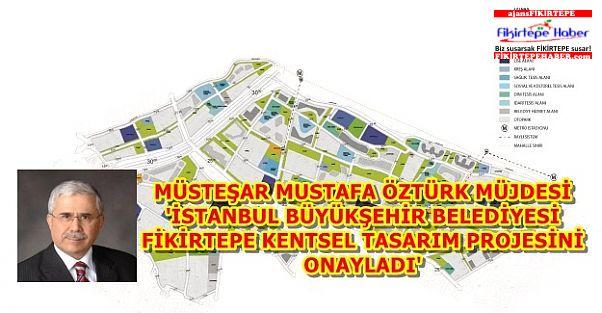 Büyükşehir Fikirtepe Master Planını Onayladı