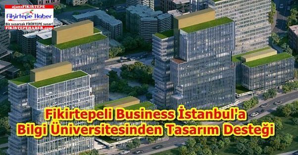 Geleceğin tasarımcıları Business İstanbul'u tasarladı