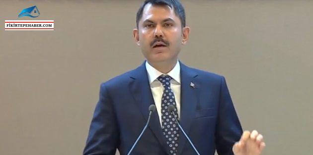 Bakan Kurum, Kanal İstanbul'la ilgili çok tartışılan soruları yanıtladı