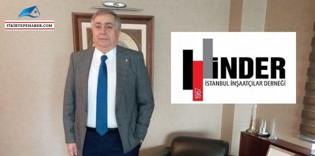 """İNDER 'den bankalara sitem """"Bankalar birinci el konut kredilerinde isteksiz!"""""""