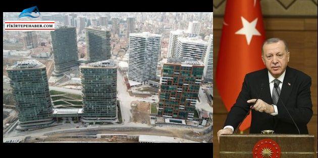 Cumhurbaşkanı Erdoğan, ''Site Kültürü Bizim Kültürümüz Değil!''