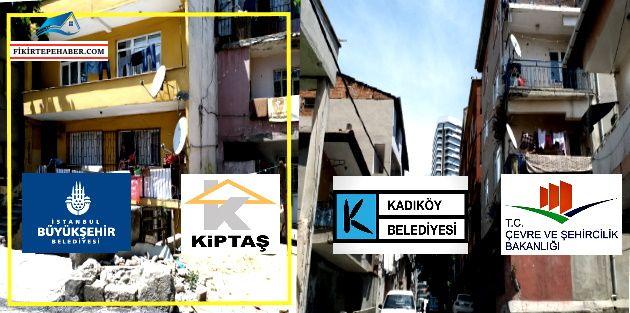 Korona Gölgesinde Deprem Gerçeği ve Fikirtepe'de Sorumluluktan Kaçanlar!