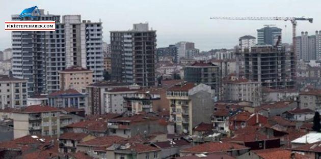 İstanbul'da 6 ilçede imar değişikliği askıya çıktı, Fikirtepe beklemede