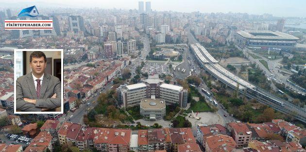 Kadıköy Belediye binası yeşil alan olacak, belediye'nin Fikirtepe'ye gelme olasılığı yüksek!