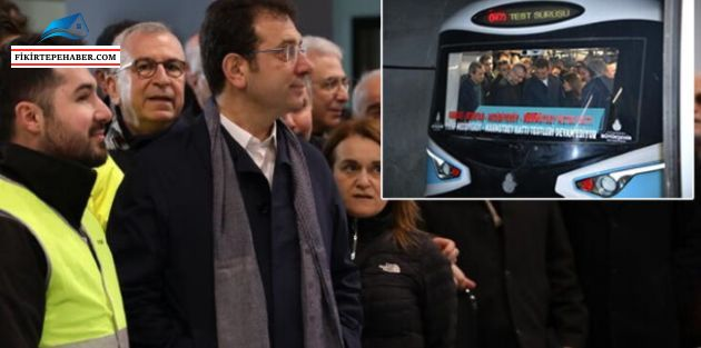 Mecidiyeköy Mahmutbey Metro Hattı 28 Ekim'de (Bugün) Açılıyor