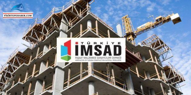 İnşaat malzemeleri sanayi üretiminde yüzde 15,8, ihracatında yüzde 13 artış