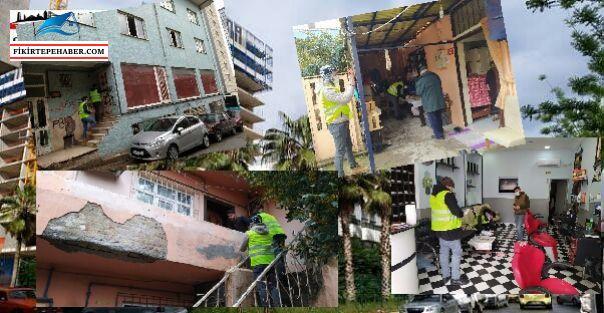 Fikirtepe'de Kentsel Dönüşüm Çalışmalarımız Hız Kazandı