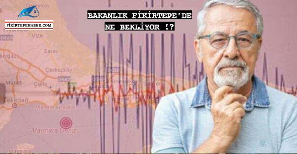 Prof. Dr. Naci Görürden 7 lik  Deprem Uyarısı