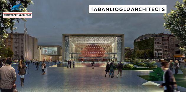 Tabanlıoğlu Mimarlık,  'Ortadoğu'nun en etkili 5 mimarı arasında