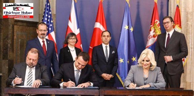 ENKA'dan Sırbistan'da 745 milyon Euroluk projeye imza