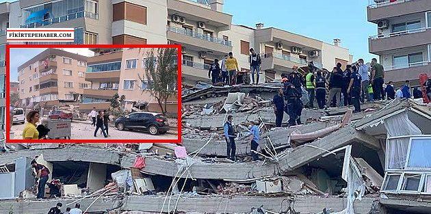 Bakanlık İzmir'de depremden sonra yapılan hasar tespit sonuçlarını açıkladı