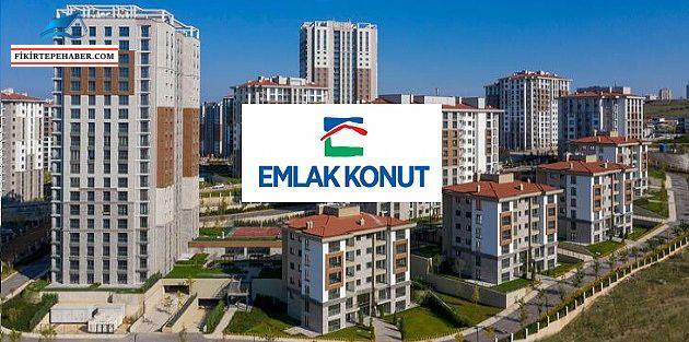 Emlak Konut GYO'dan 2021 ilk yarısında 2583 konut satışı